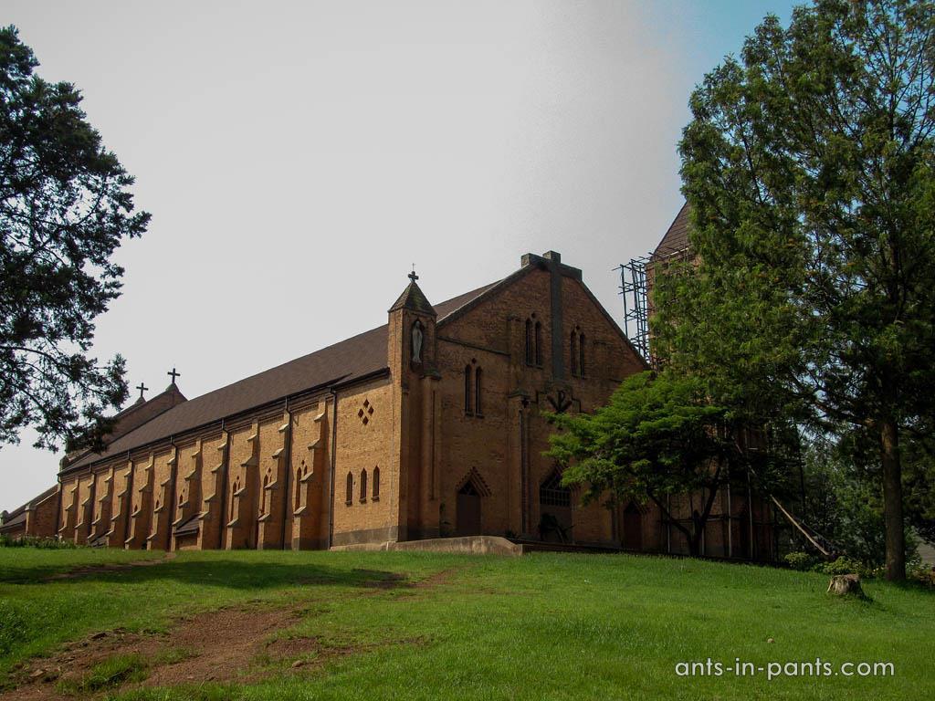 African monastery