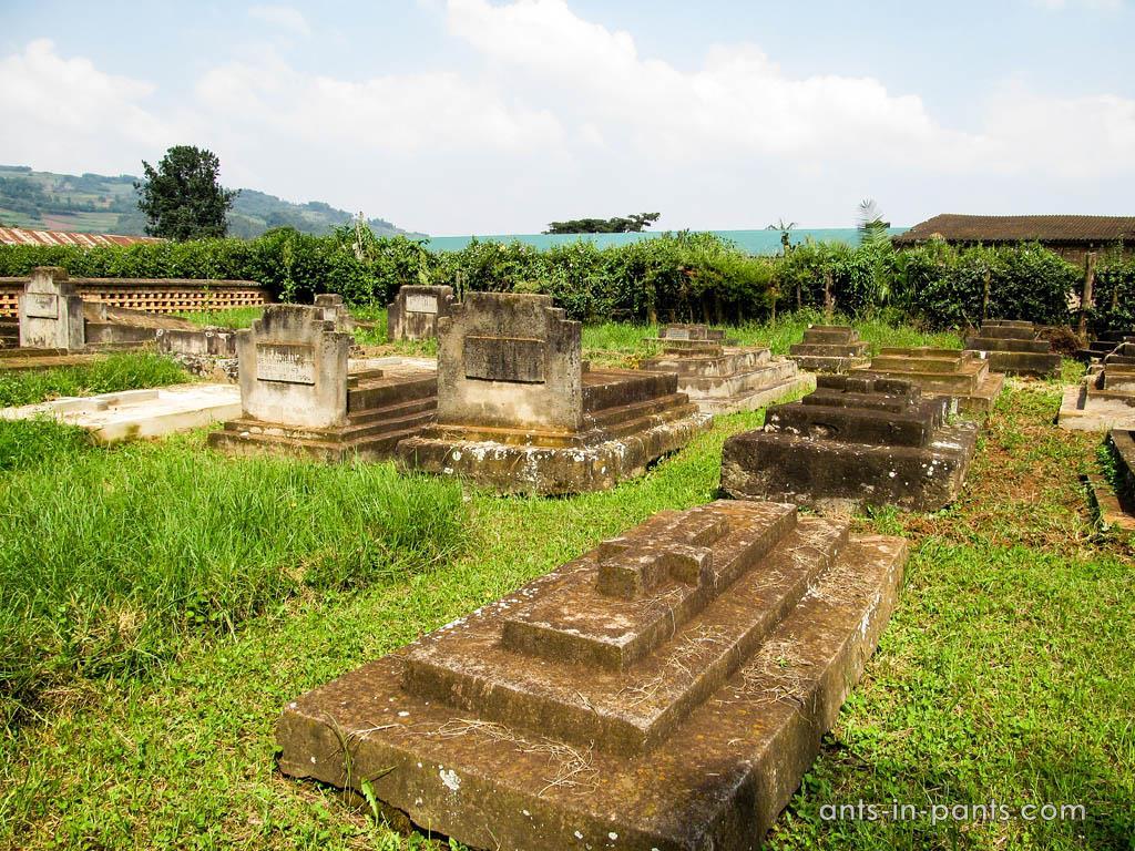 Кладбище монашек