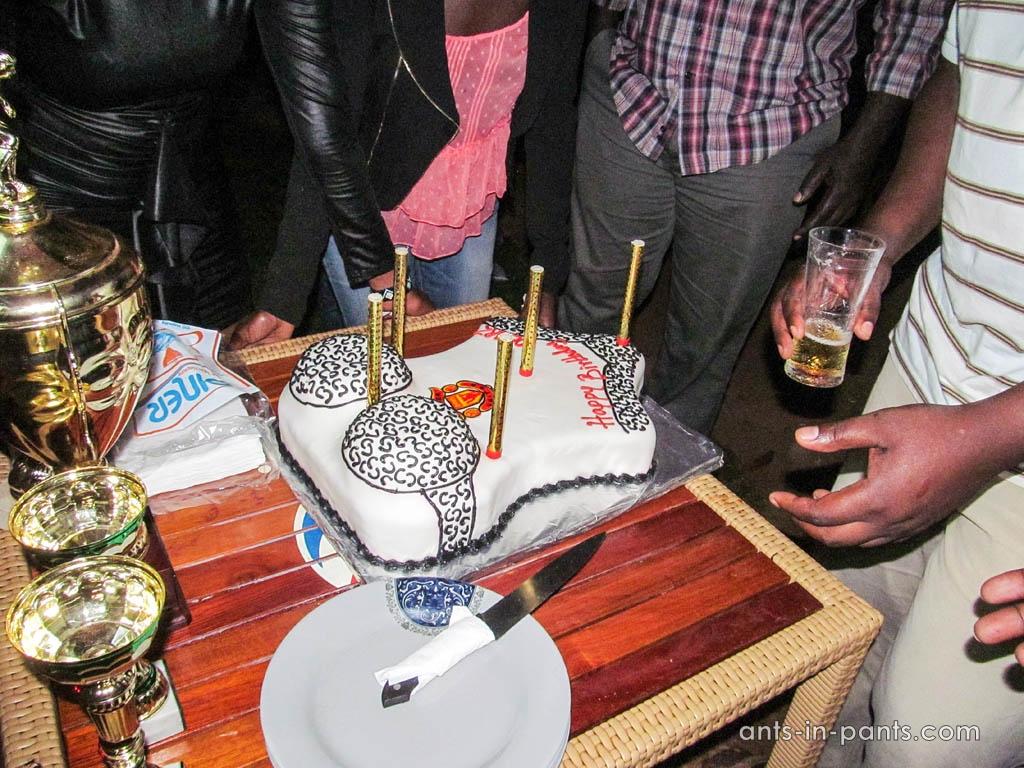 cake Manchester United