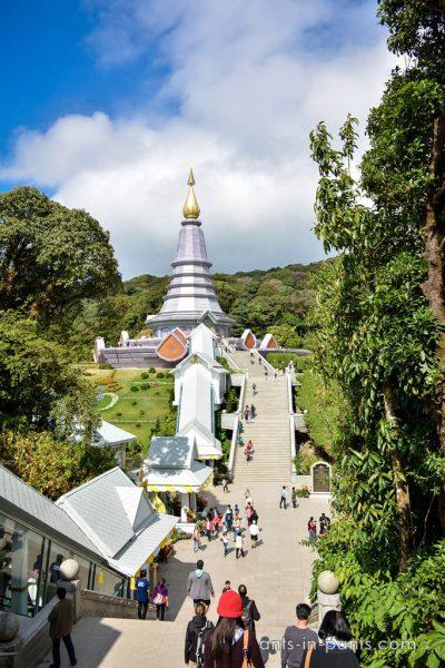 Ступа короля Таиланда