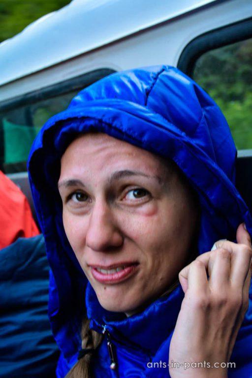 Комары на Камчатке