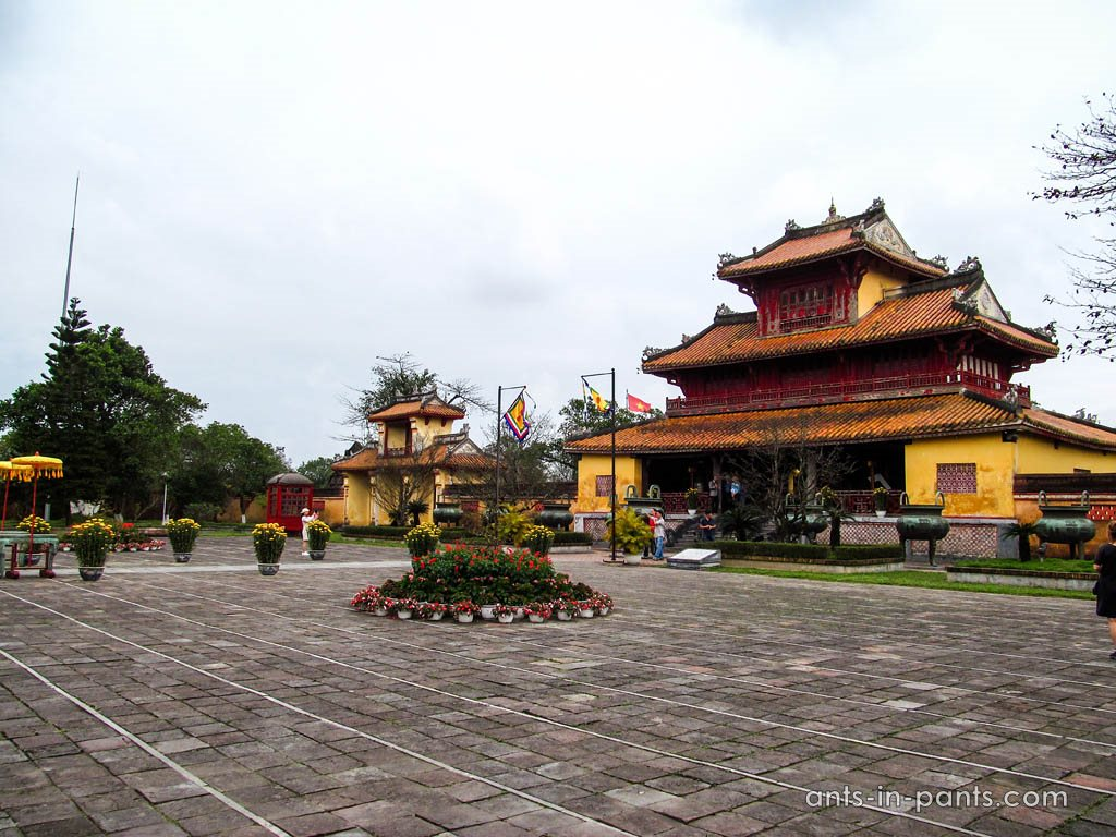Thái Hòa Palace