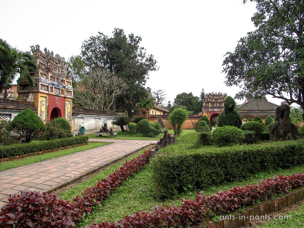 Резиденция Trường Sanh