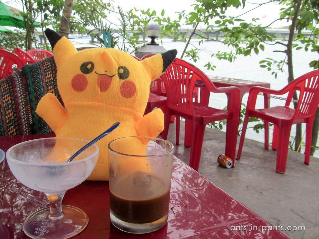 Кафе в Хюе
