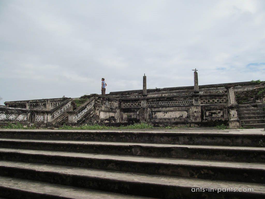 Цитадель в Хуе