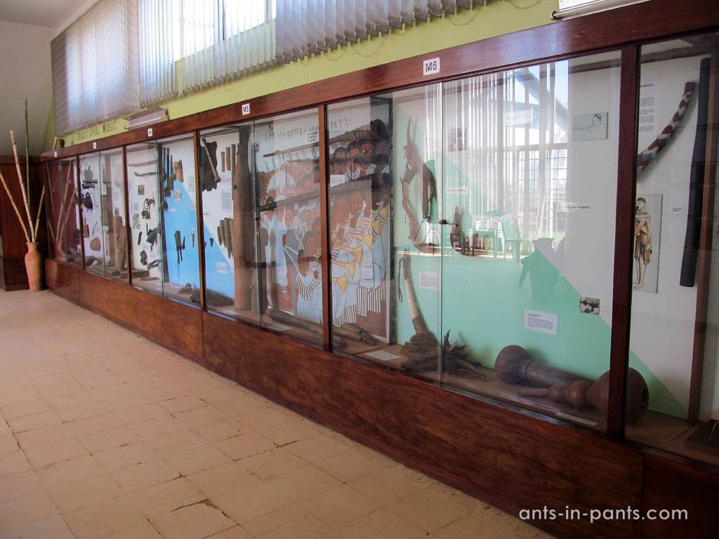 музей Уганды