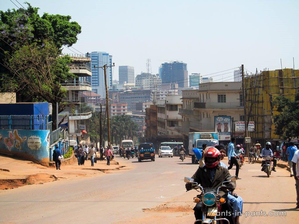 Столица Уганды