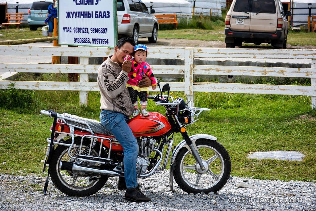 Впечатления о Монголии