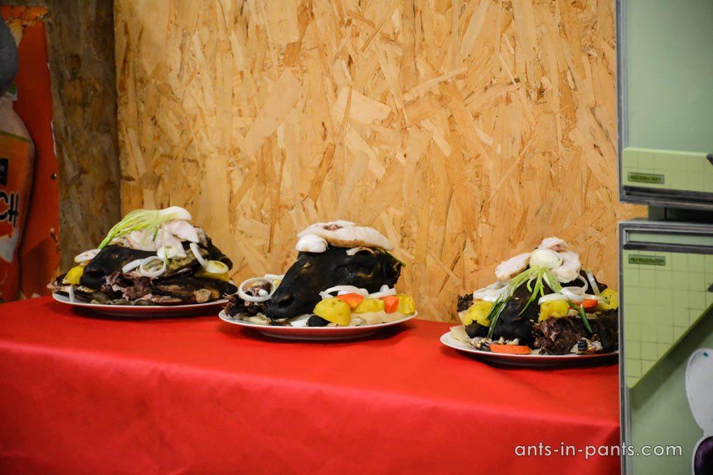 Еда в Монголии