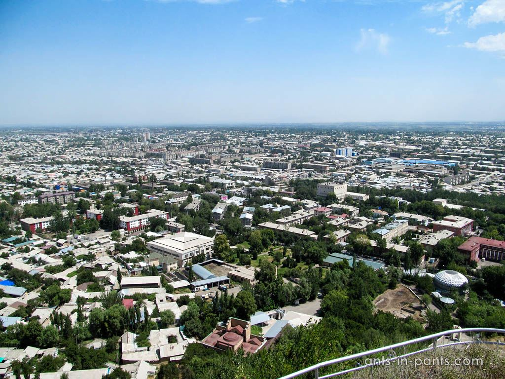 osh panaramic view