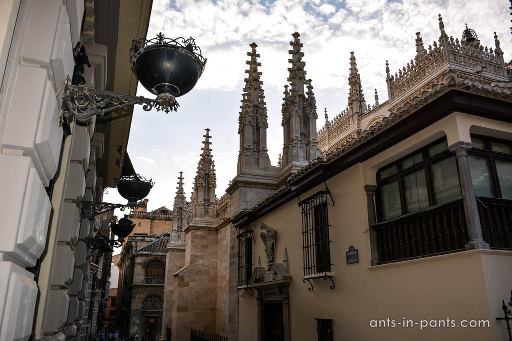 Католическая гробница испанских королей