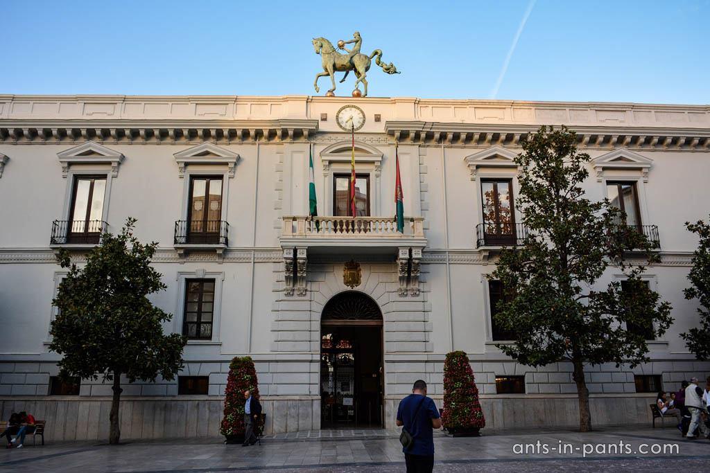 Городское управление Гранады