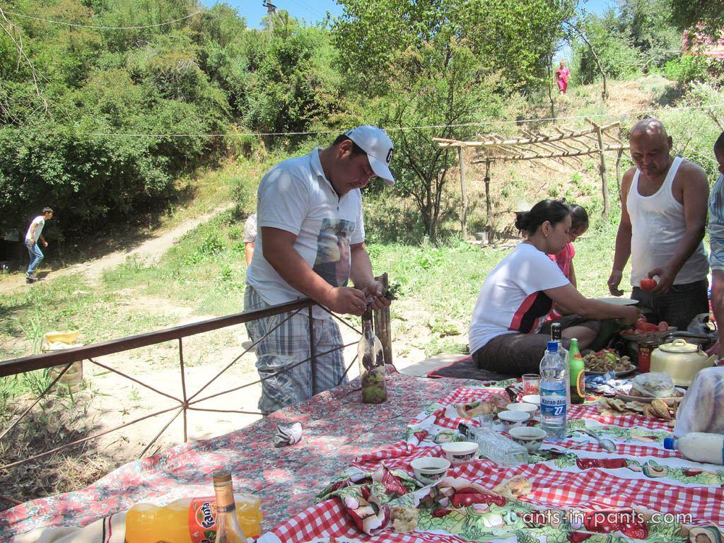 kyrgyz hospitality