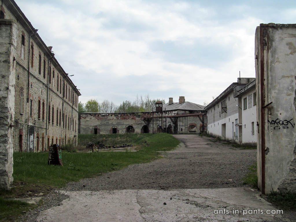 Prison in Tallinn