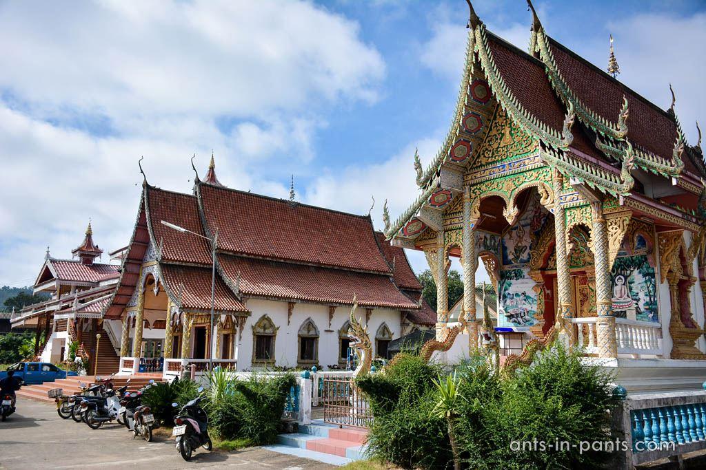 Mae Sariang sightseeing