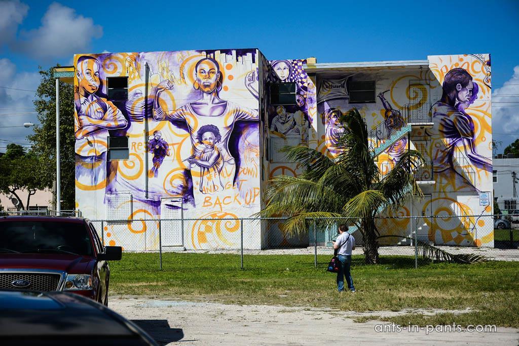 Черный район Майами