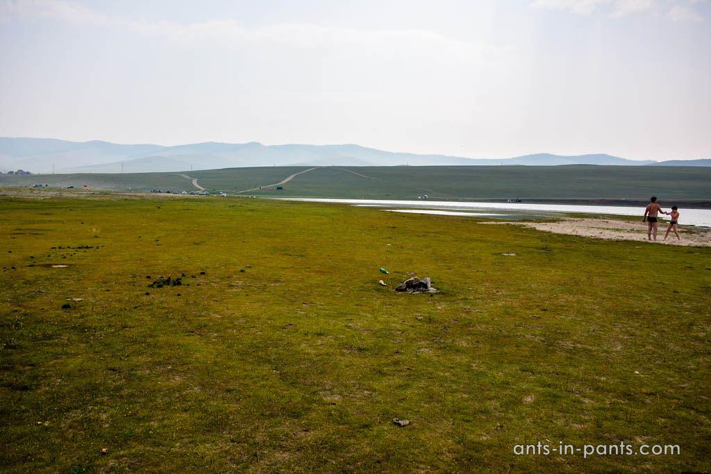 мусор на Байкале