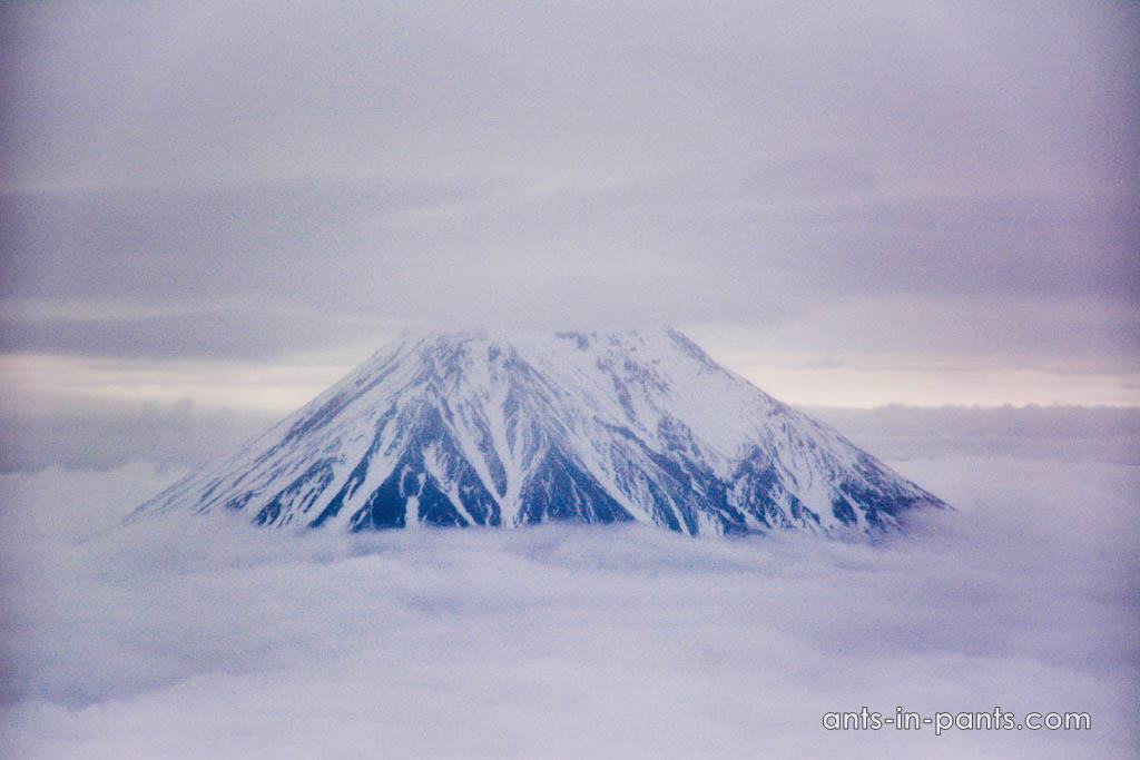 Вулканы Петропавловска