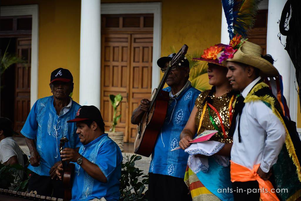 Отношения в Центральной Америке