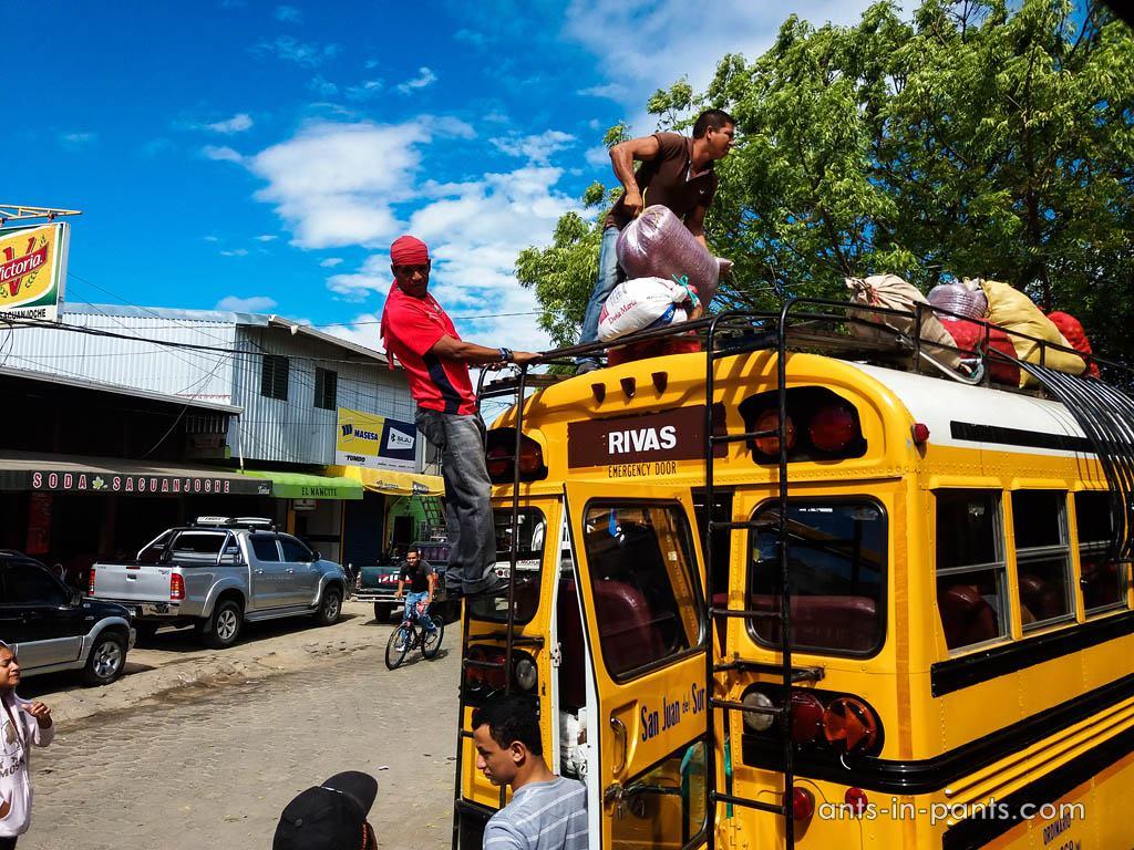 Любвеобильность жителей Центральной Америки