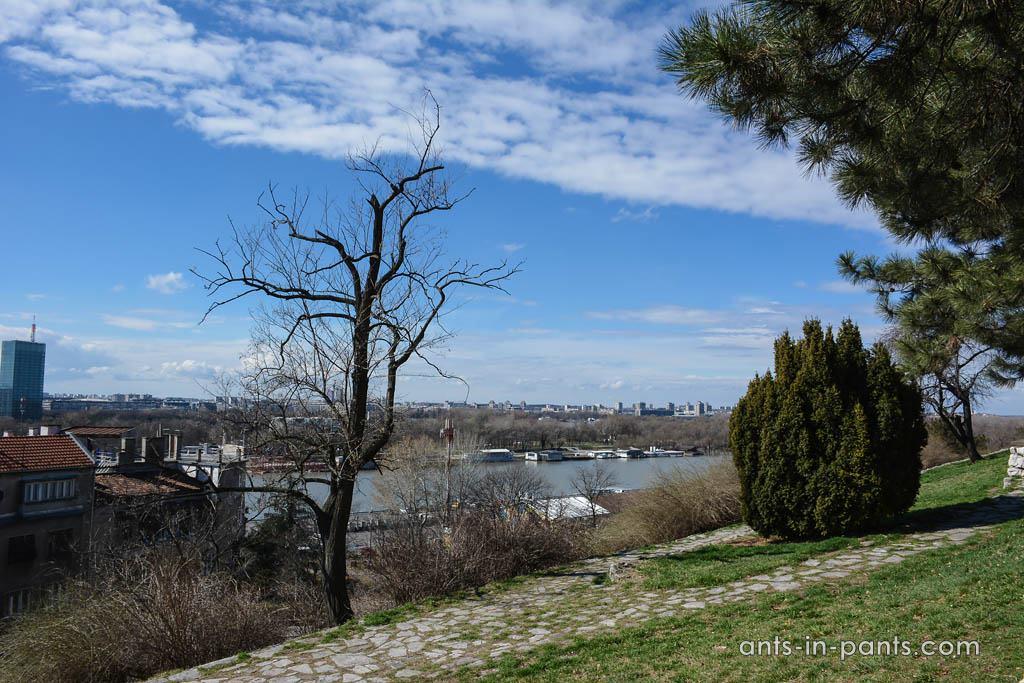 Sava River Promenade