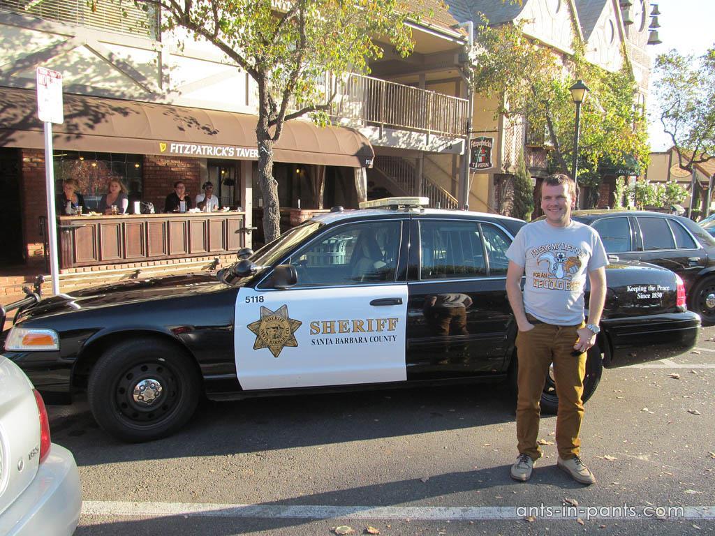 Шериф Санта-Барбары