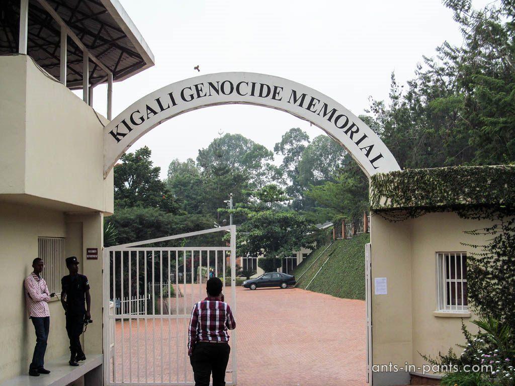 Полиция в Руанде