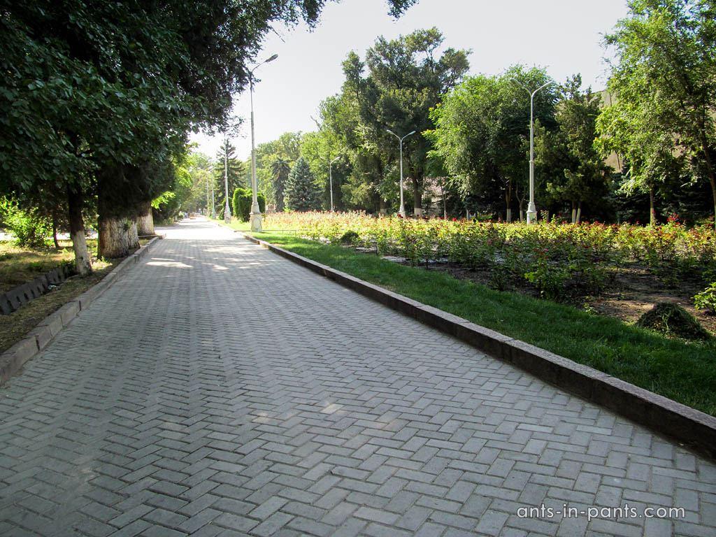 Парки Бишкека