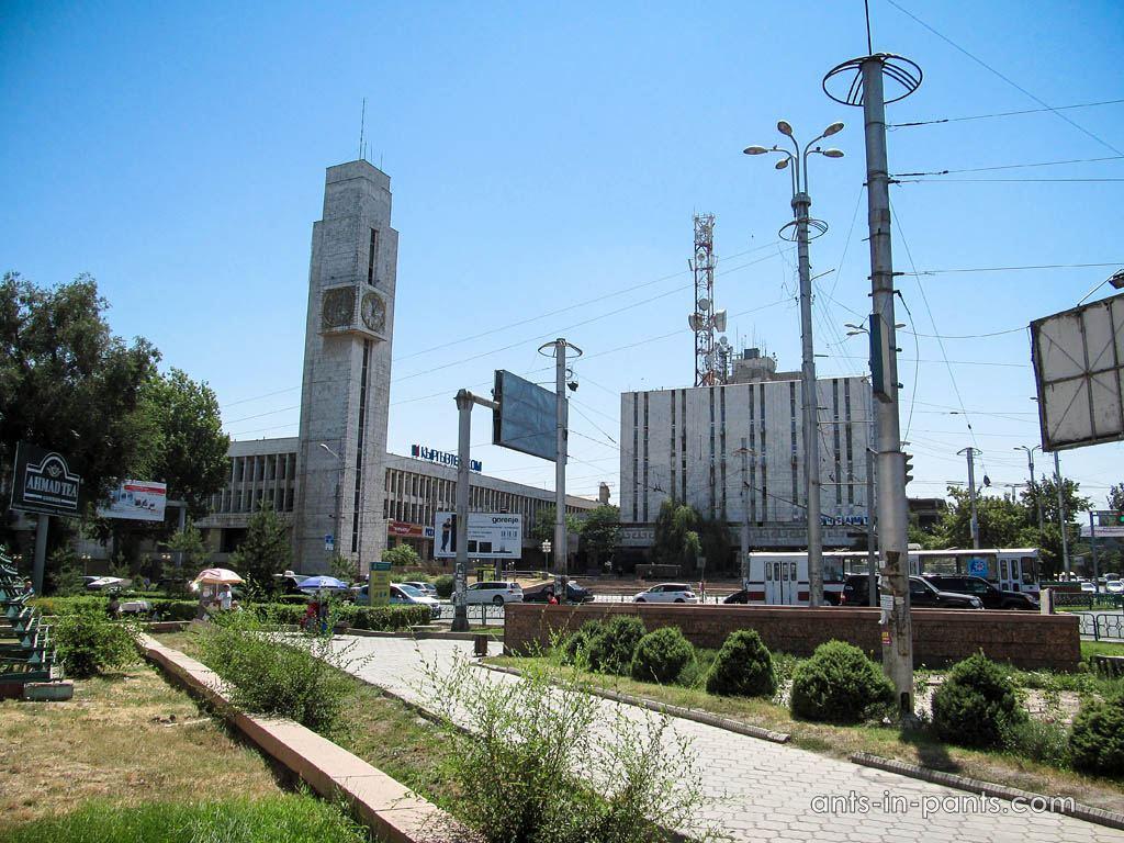 Центр Бишкека