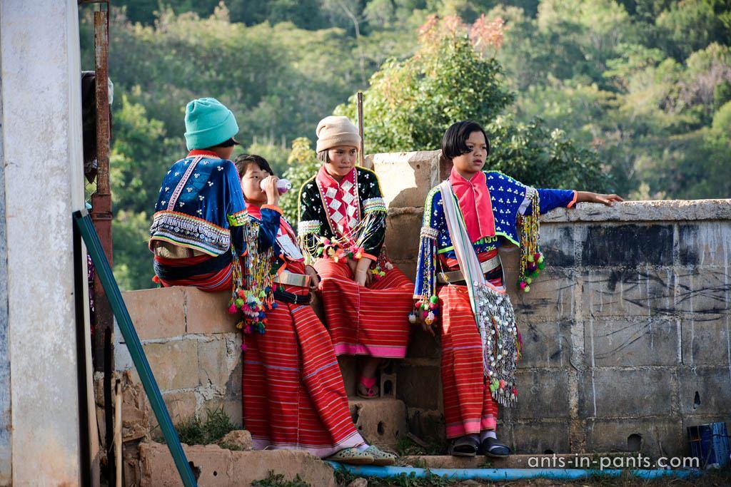 Холмы Дой Ангханг