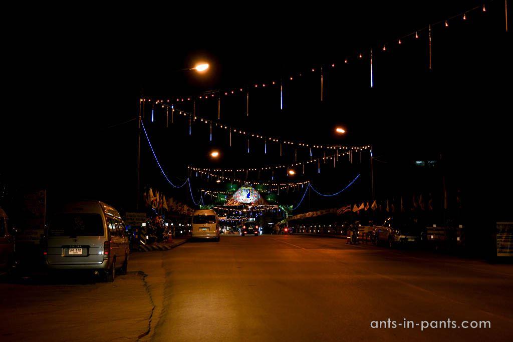 Новый Год в Тае