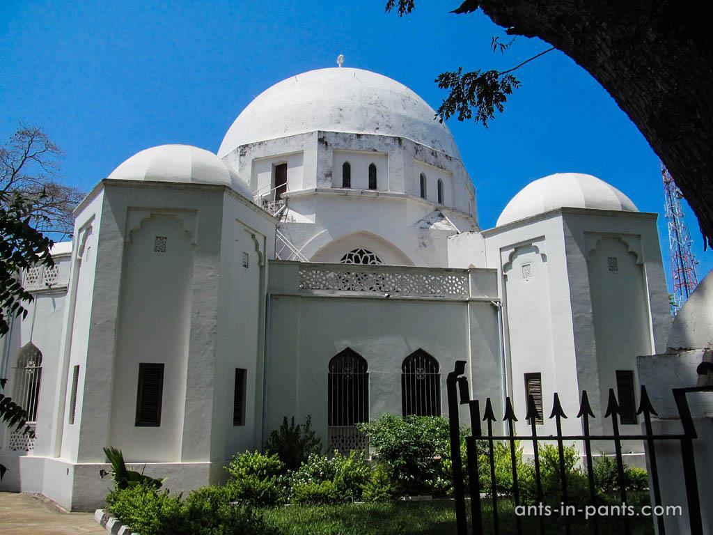 Zanzibar history