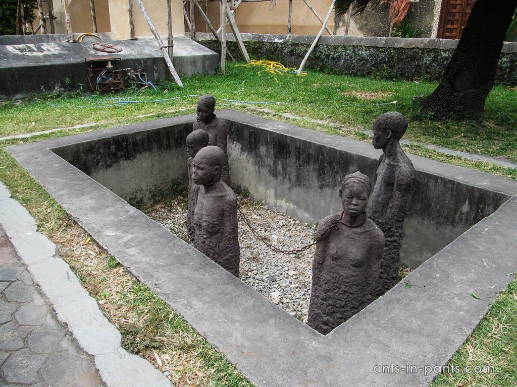 slave prison