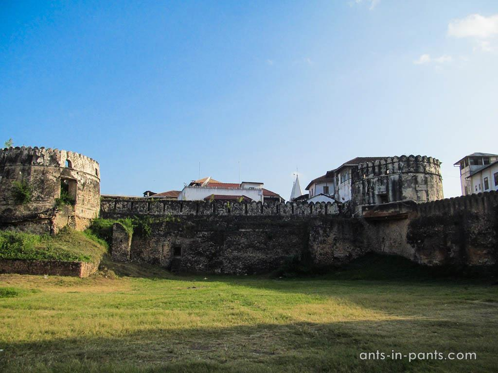 Stone Town fortress