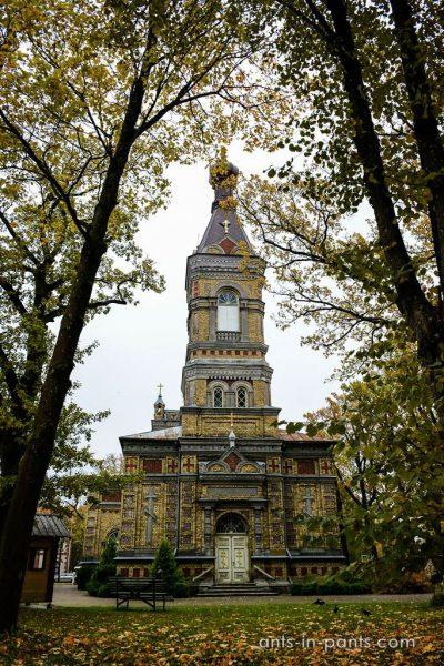 Апостольская Православная церковь Преображения