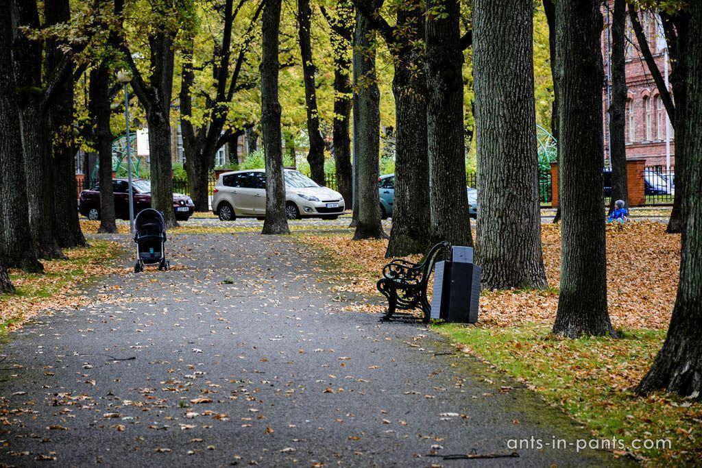 парки пярну