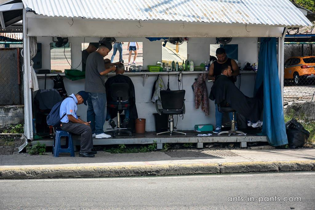 hairdresser in Panama