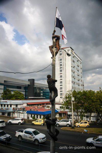 освобождение Панамы