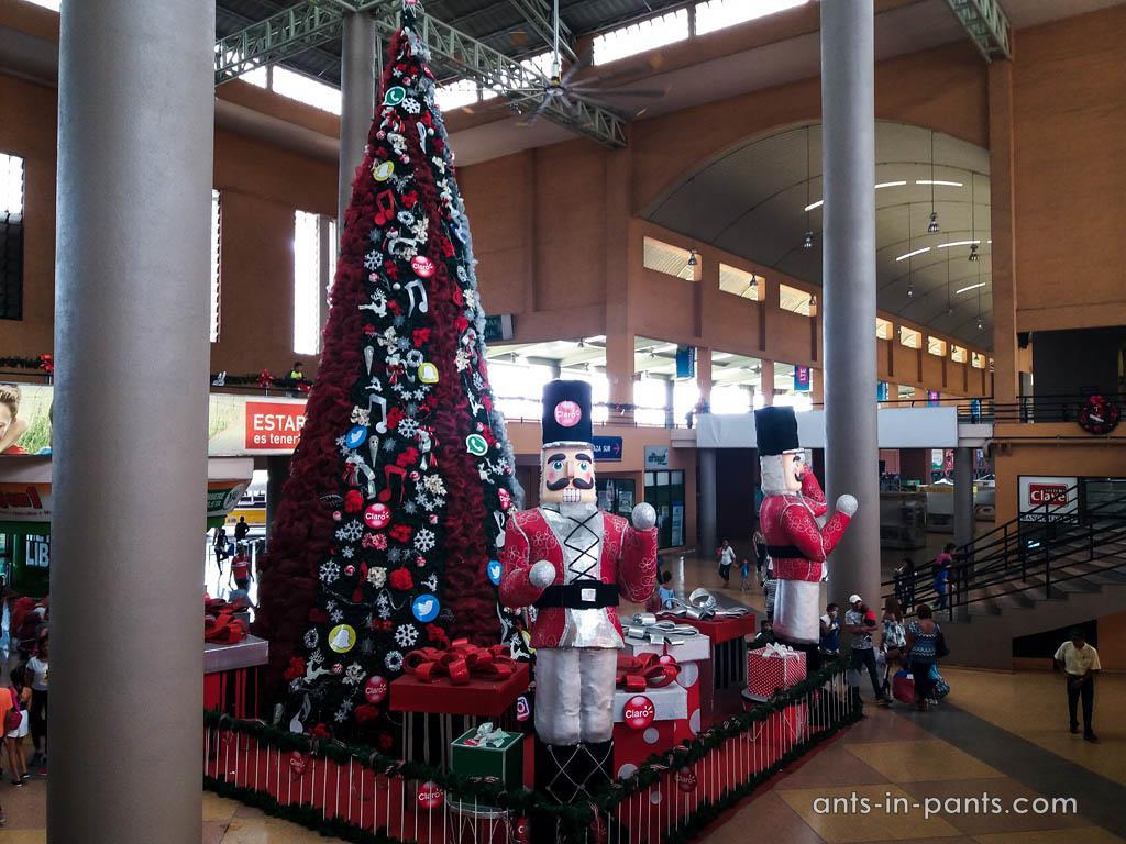 Albrook bus terminal