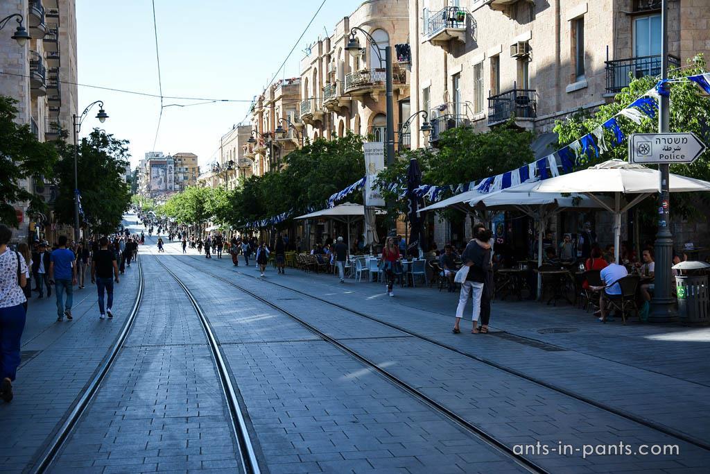 улица Яффо