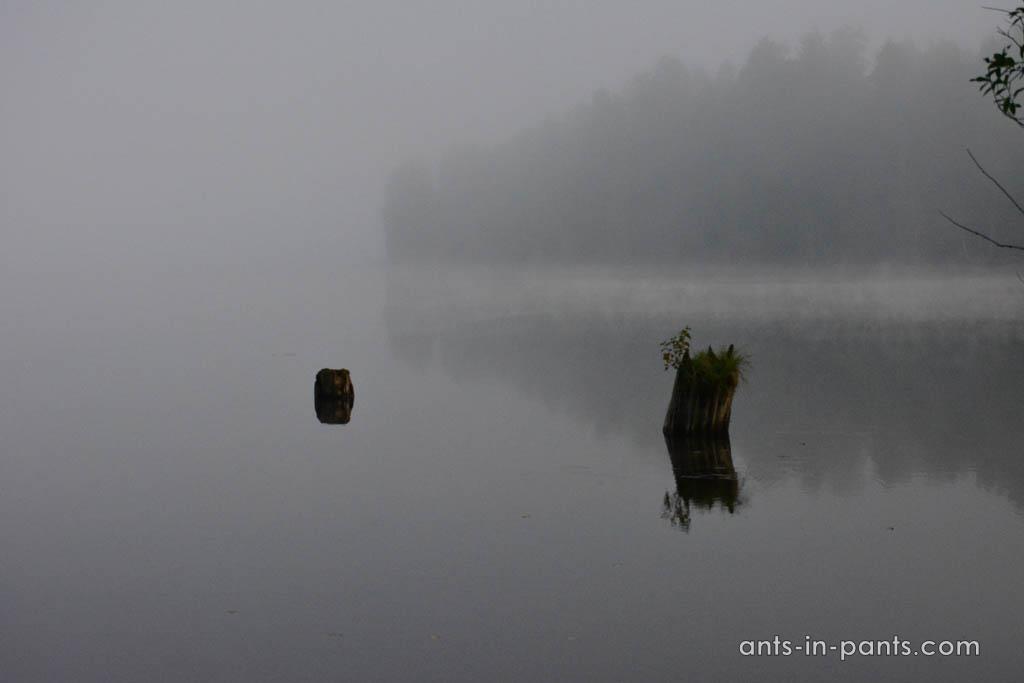 Sandal lake