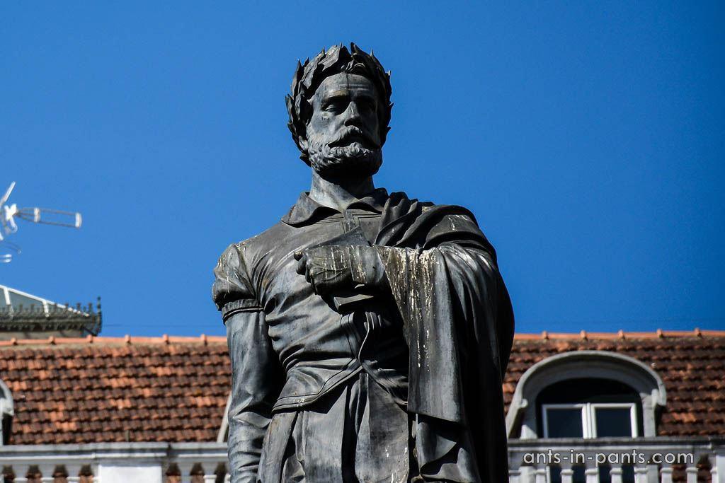 monument to Luís Vaz de Camões