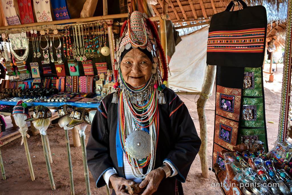 деревня племен