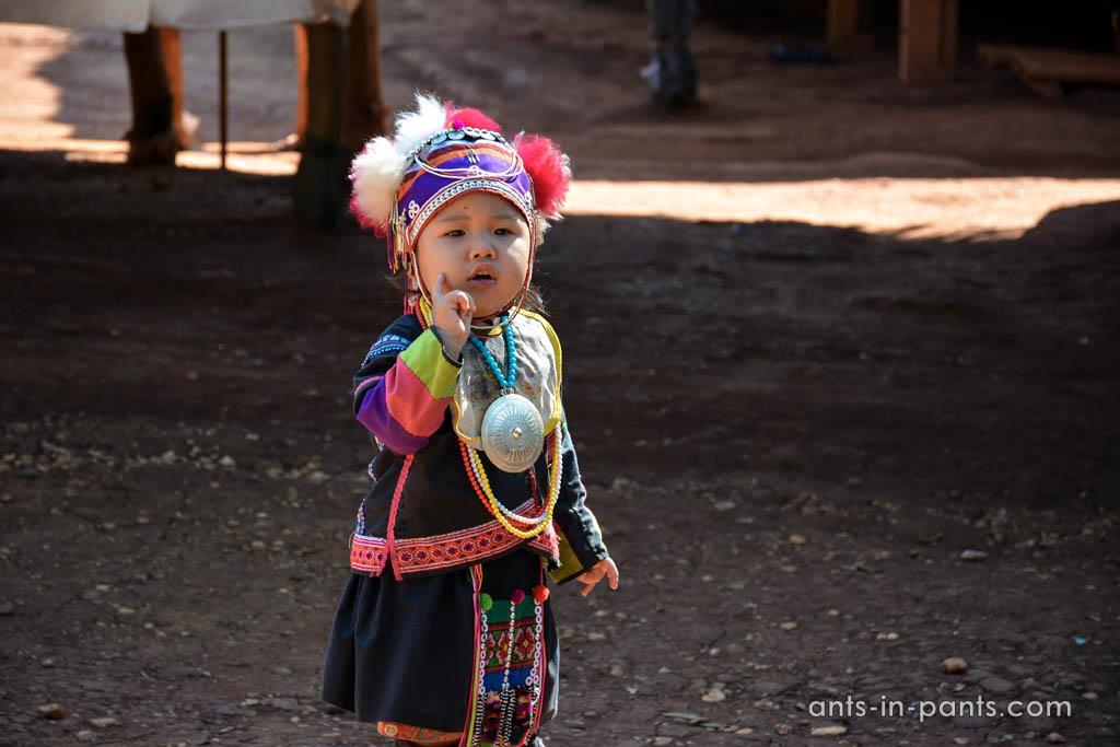 Akha tribe