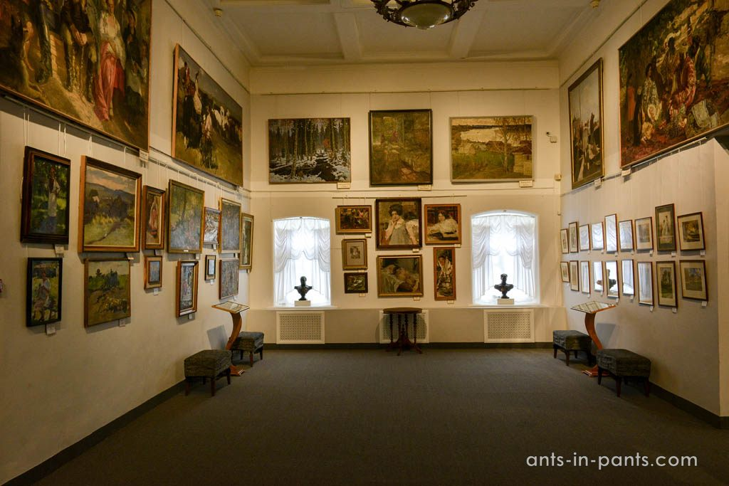 The Art and History Museum of A.V. Grigoryev
