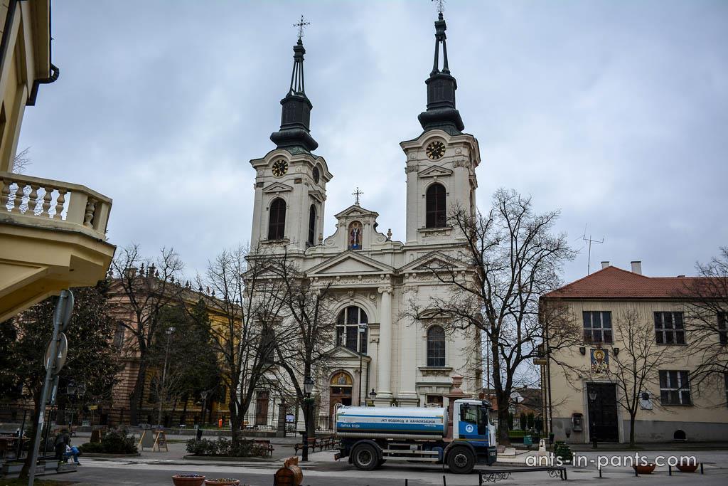 Кафедральная католическая церковь Святого Никола