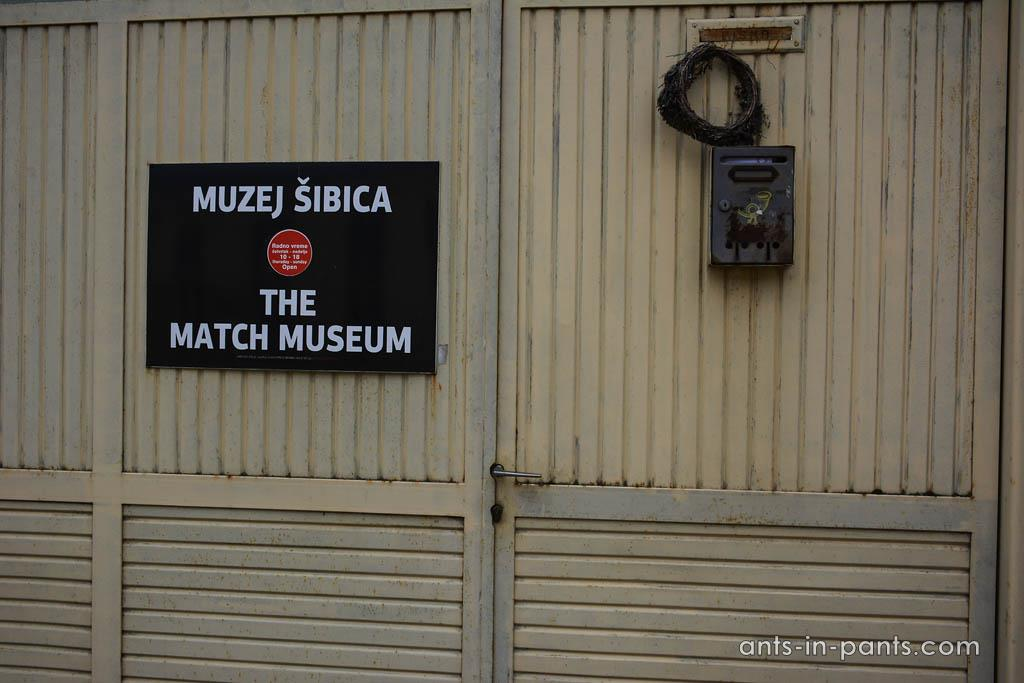 match museum