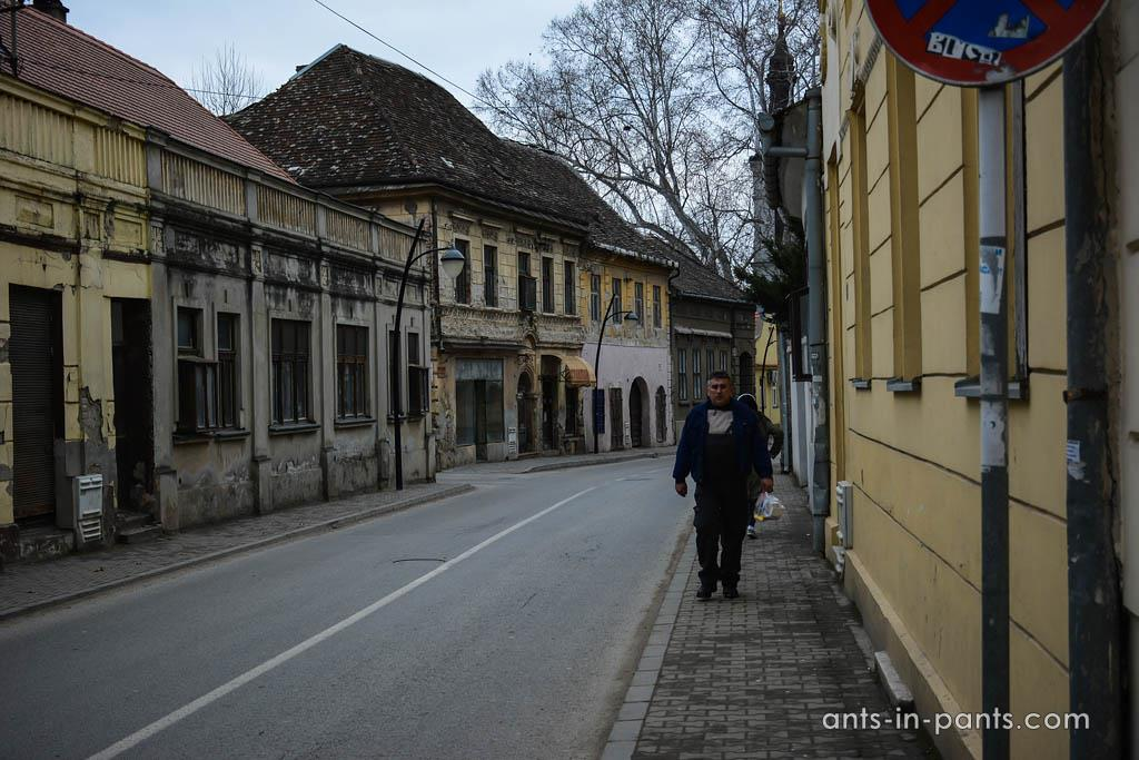 улицы Сремски Карловци