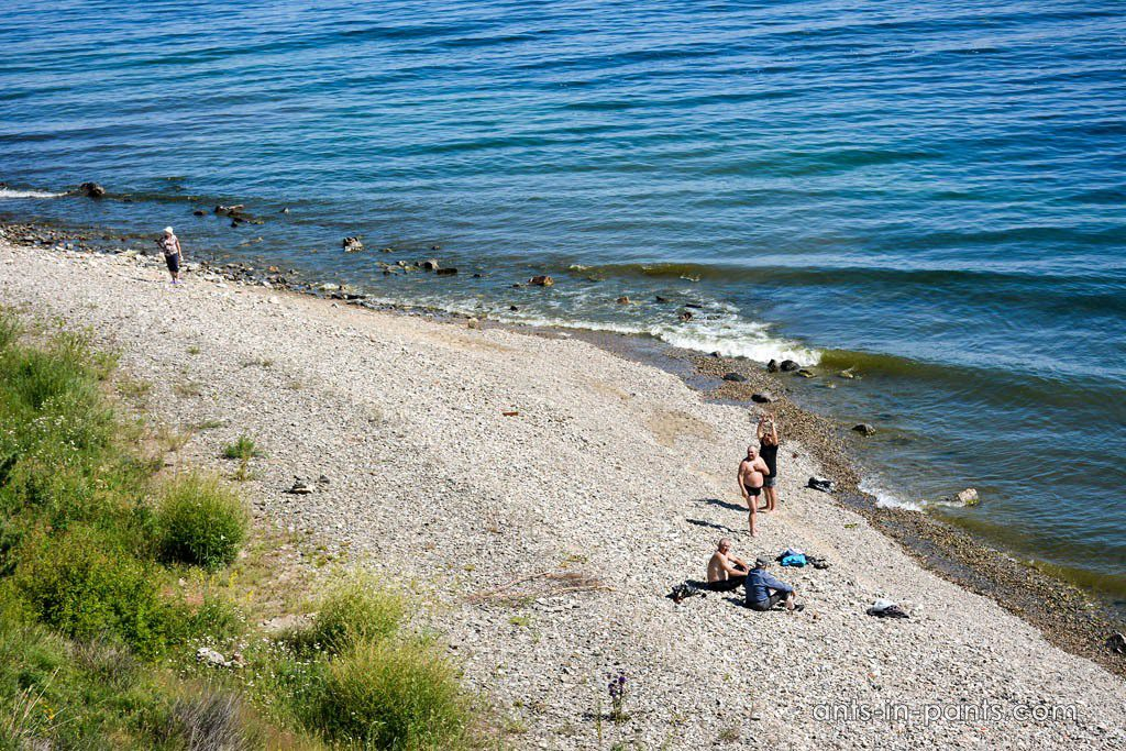 Пляжи вокруг КБЖД