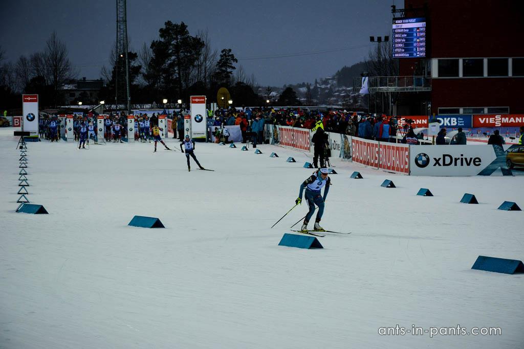 Ostersund Biathlon